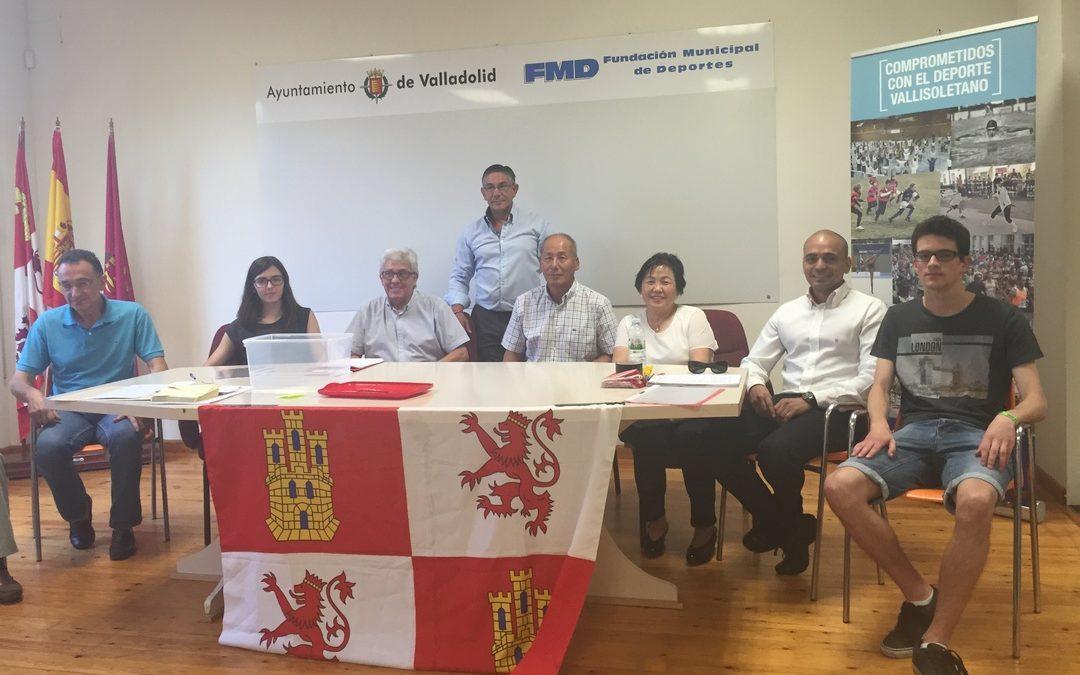 Luis Carlos Ovejero Gutiérrez elegido presidente de la Federación de Taekwondo de CyL