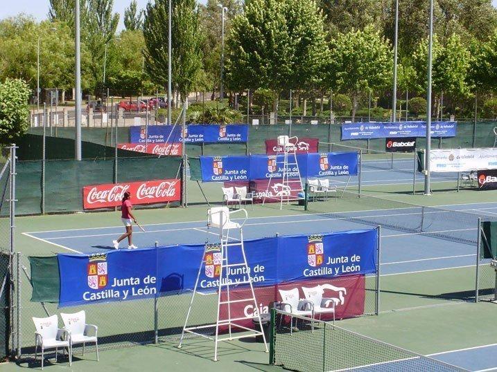 José Luis Corujo Díaz, elegido presidente de la Federación de Tenis de Castilla y León