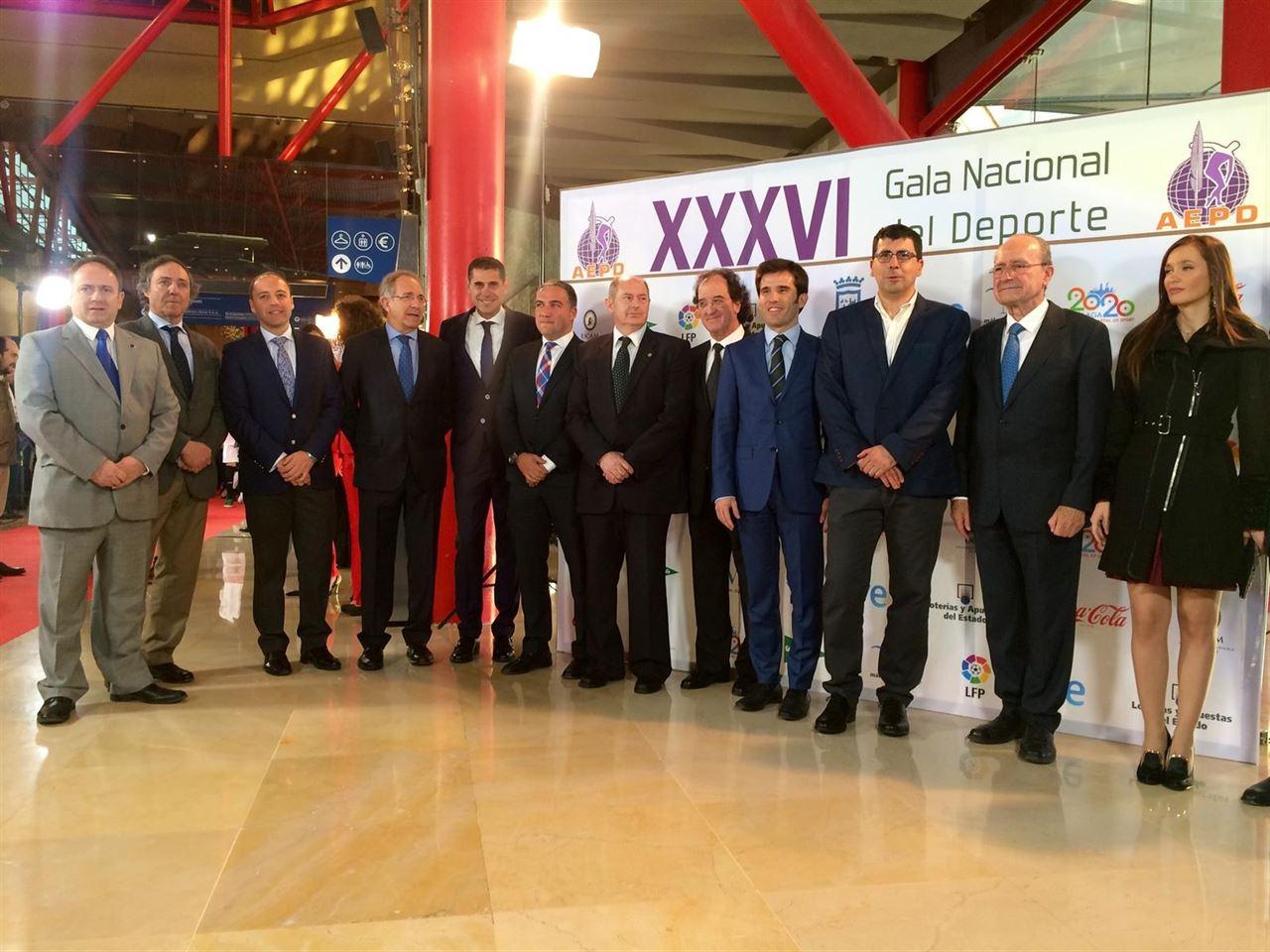 Valladolid sede de la XXXVII Gala Nacional del Deporte 2017
