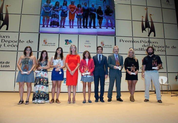 Convocados los Premios Pódium del Deportes de Castilla y León 2014