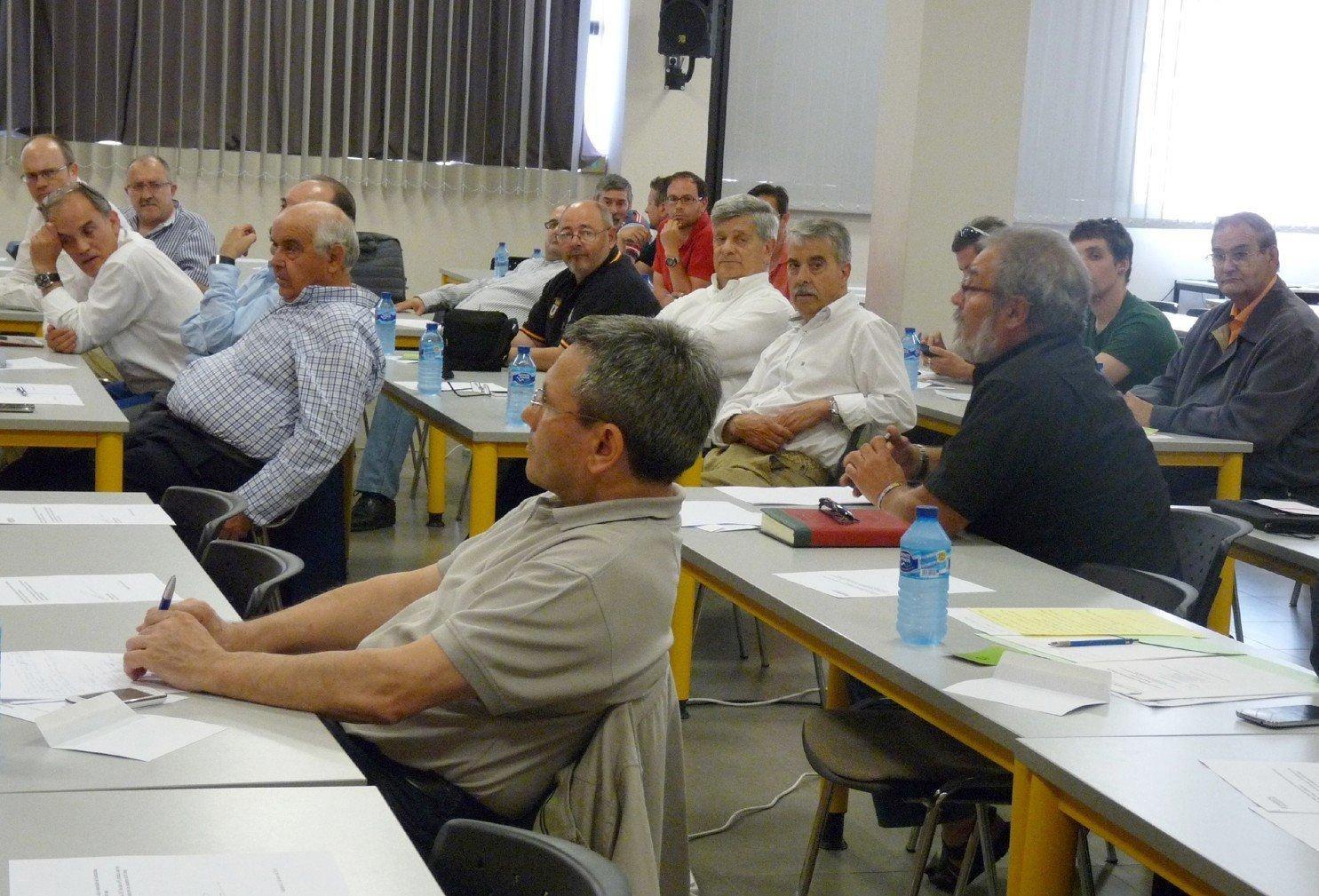AFEDECYL celebró el pasado día 21 de Octubre de 2014 su Junta Directiva
