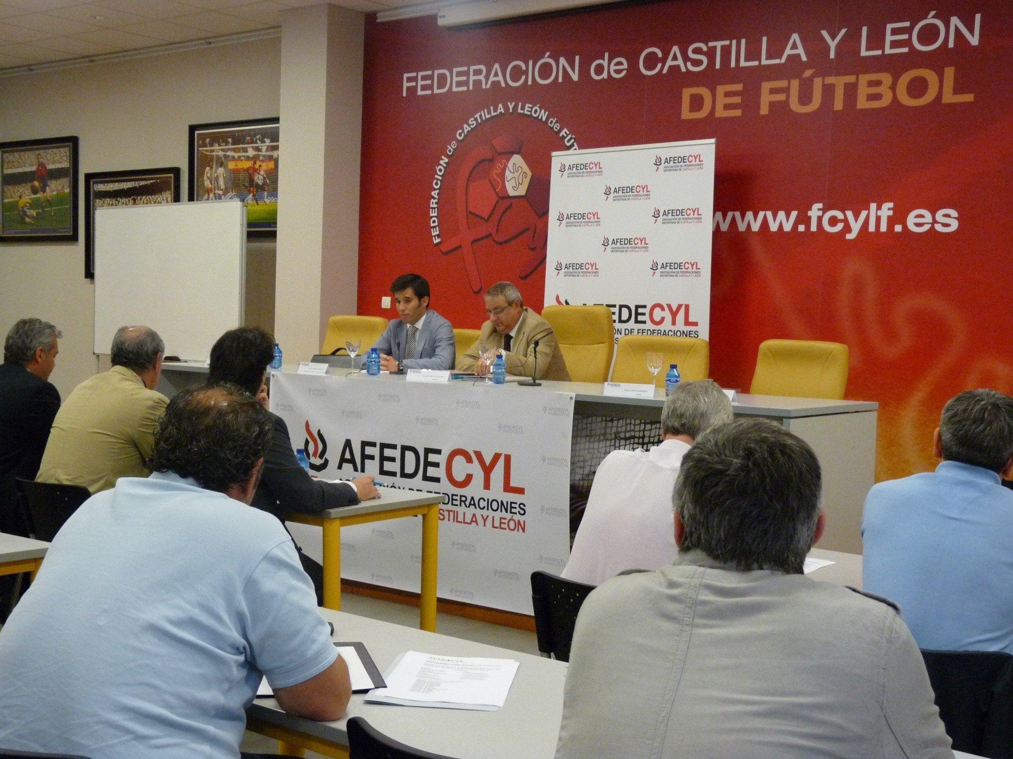 Asamblea General AFEDECYL 2015