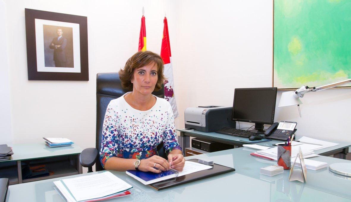 Reunión con la Consejera María Josefa García Cirac