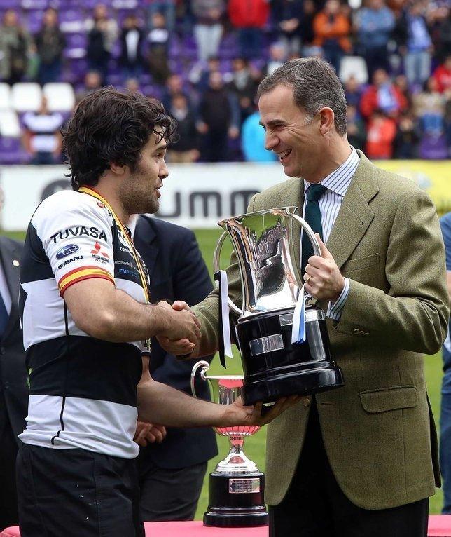 """Final de Rugby Copa de S.M el Rey 2016 """"El Salvador se proclama campeón"""""""