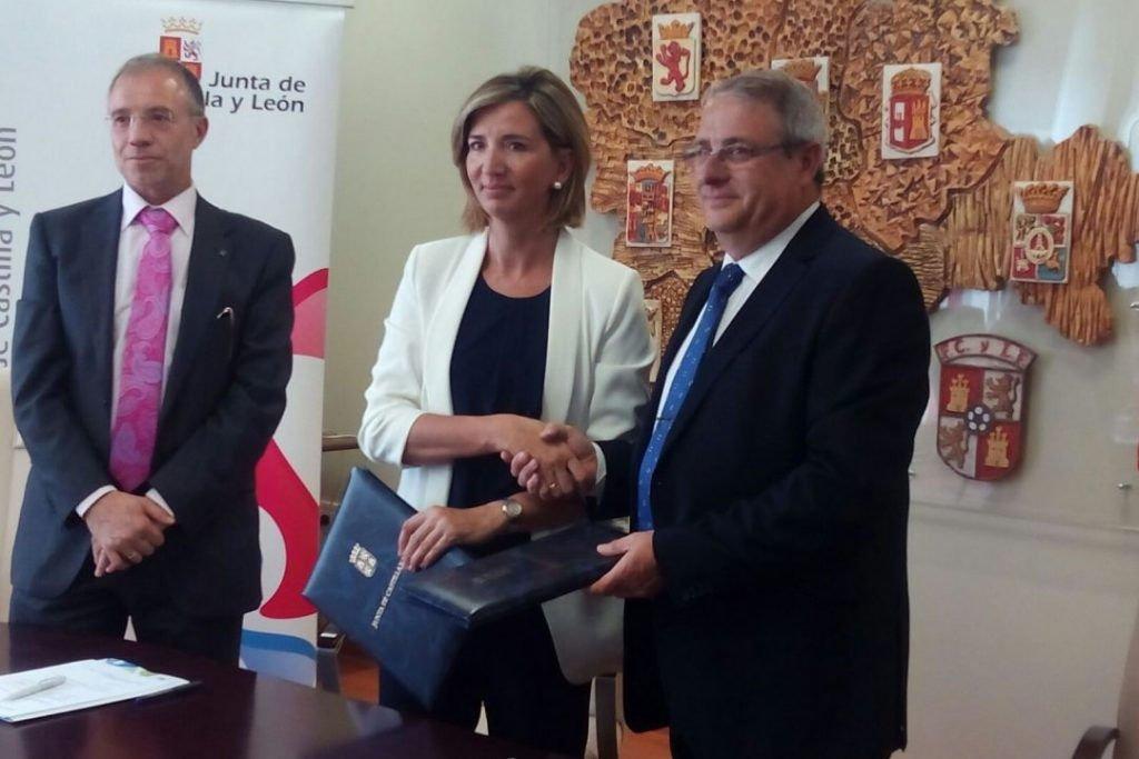 AFEDECyL se adhiere al Pacto por los Derechos de la Infancia en Castilla y León