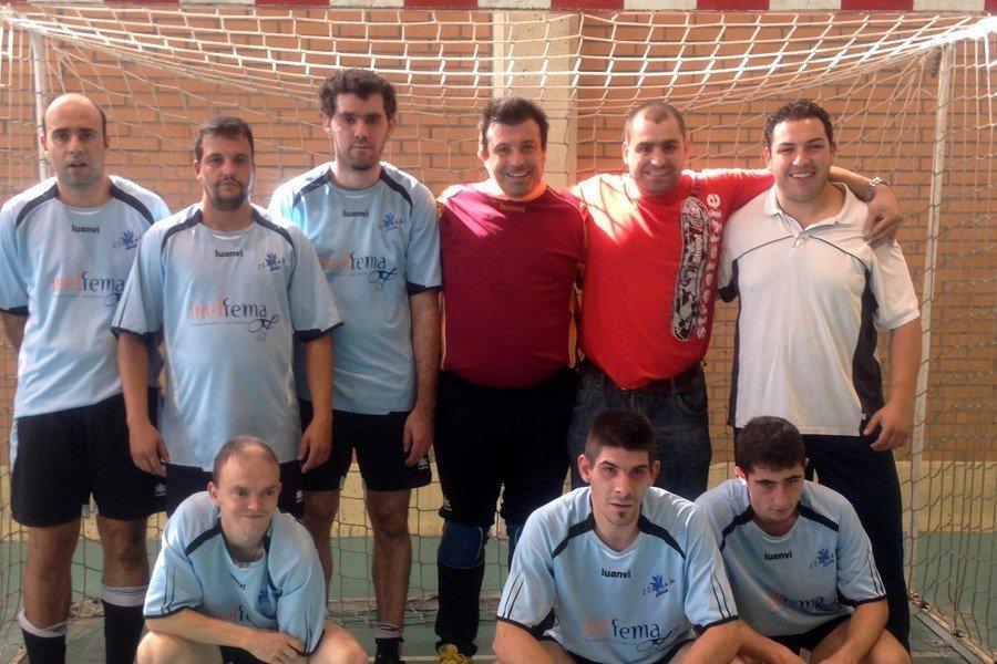 La Liga Special Olympics Plena Inclusión levanta el telón en Valladolid