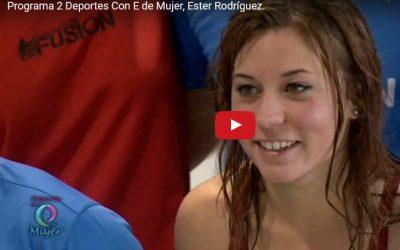 Ester Rodríguez, una sirena en Tierra de Campos