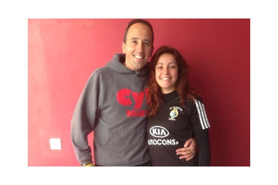 'Deporte con E de Mujer' presenta a Elia Hernández Polo, árbitra y rugbier