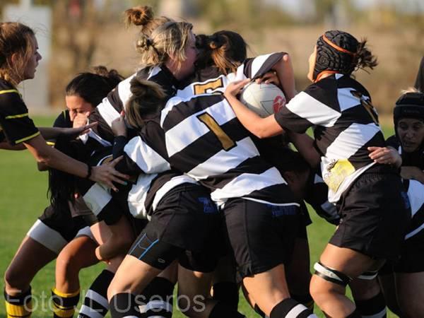 Deporte con E de Mujer. Elia Hernández. Rugby. Programa 8