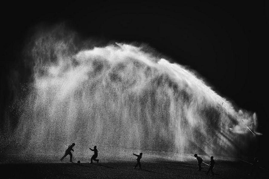 Carlos de Cos, con «En el descanso» se proclama ganador del XXV  Concurso de Fotografía Deportiva 2016