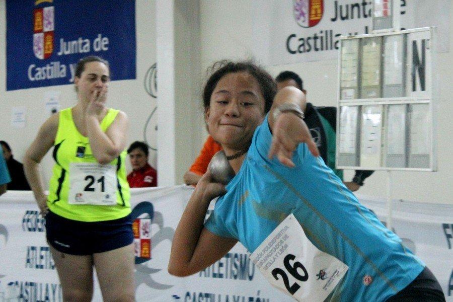 Salamanca estrenará el I Campeonato de Atletismo en Pista Cubierta para deportistas con discapacidad