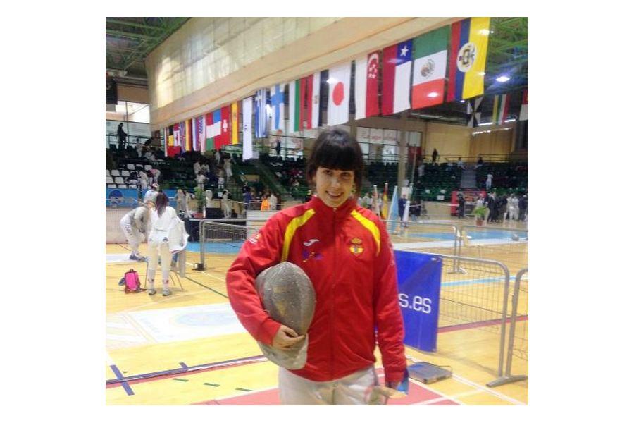 Las rusas protagonistas en Segovia, en la III Copa del Mundo de Sable Junior Femenino