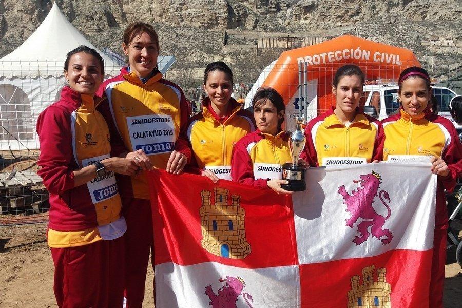 39 atletas de Castilla y León participan en el Campeonato de España de Campo a Través que tendrá lugar en Gijón