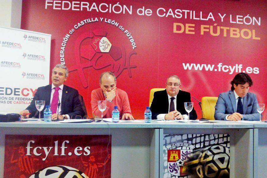 Gerardo García Alaguero, reelegido presidente de AFEDECyL por unanimidad