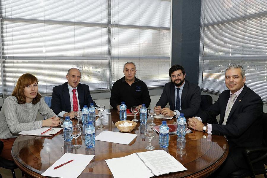 Alejandro Blanco se reúne conAFEDECYL y otras confederaciones para buscar un modelo de desarrollo de deporte autonómico