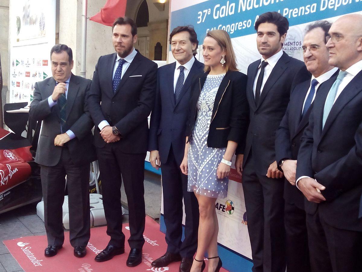 El deporte español brilla en la Gala Nacional del deporte celebrado en Valladolid