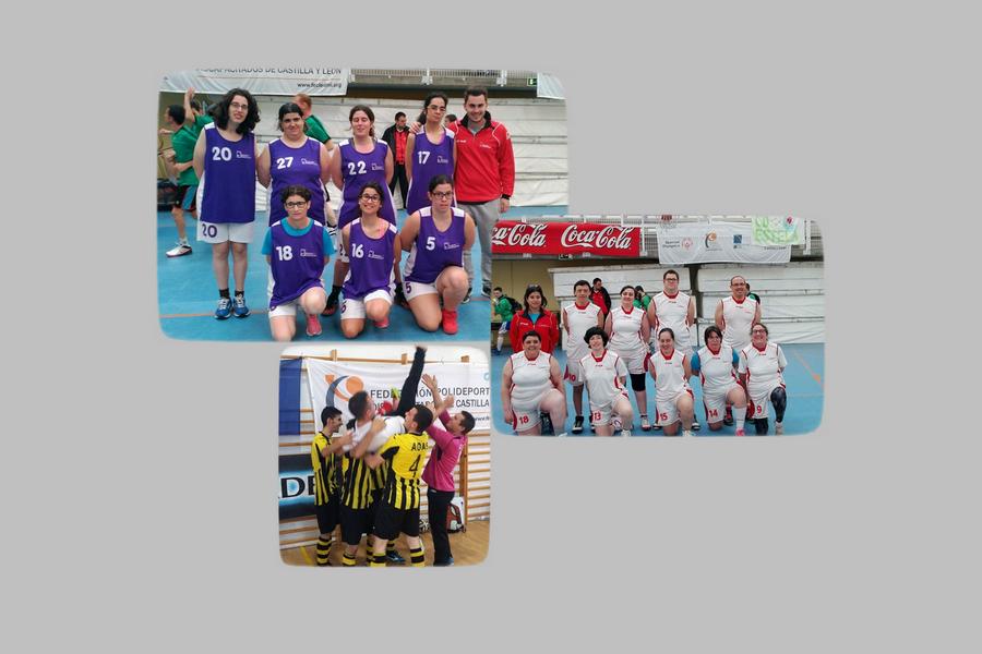 Palencia consagra a los mejores de la Liga Special Olympics Plena Inclusión