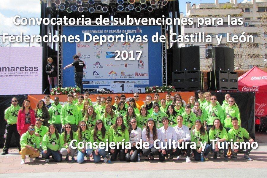 La Junta convoca ayudas para las Federaciones deportivas de Castilla y León por un importe de algo más de 3 millones
