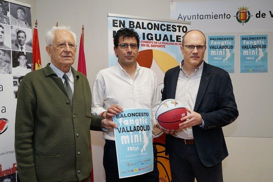 74 equipos de Castilla y León competirán en el Fanatic de Minibasket