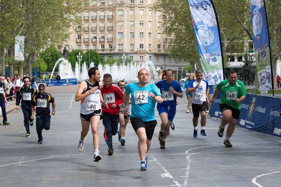 Atletismo por la inclusión en la Milla Regional San Pedro Regalado