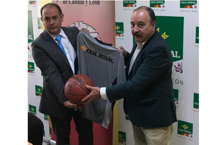 La Unión de Cajas Rurales de Castilla y León sigue apostando por el baloncesto regional