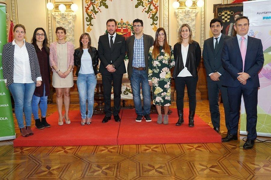 El Tour Mujer, Salud y Deporte llega a Valladolid después de su paso por Burgos