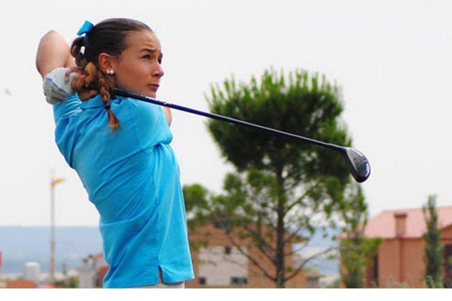 Cinco jugadoras de Castilla y León participan en el Campeonato de España Absoluto de Golf