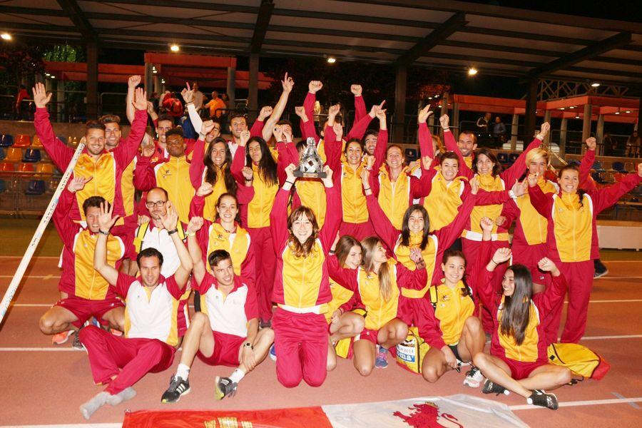 Más de 700 atletas se dan cita en Soria el 7 y 8 de julio en el Campeonato de España sub 23