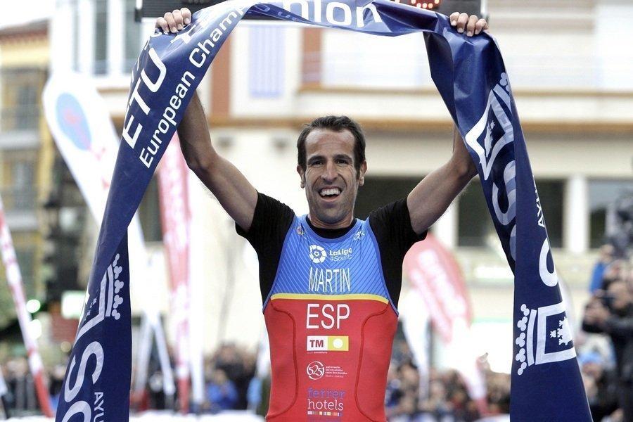 El campeón del Mundo Emilio Martín confirma su presencia en el Duatlón de Aguilar
