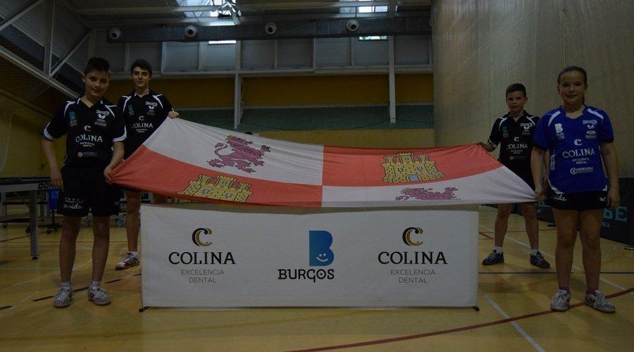 Cuatro palistas de Castilla y León, en el Torneo de Maestros de Tenis de Mesa que se celebra en Alicante