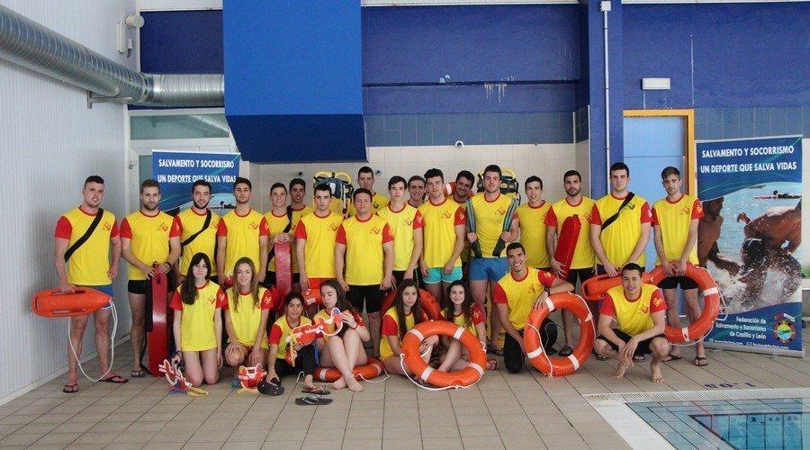 Salvamento y Socorrismo de Castilla y León ha formado a más de 1.000 profesionales esta temporada
