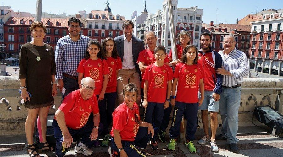 Río Esgueva acoge el Campeonato de España Infantil de Atletismo al Aire Libre