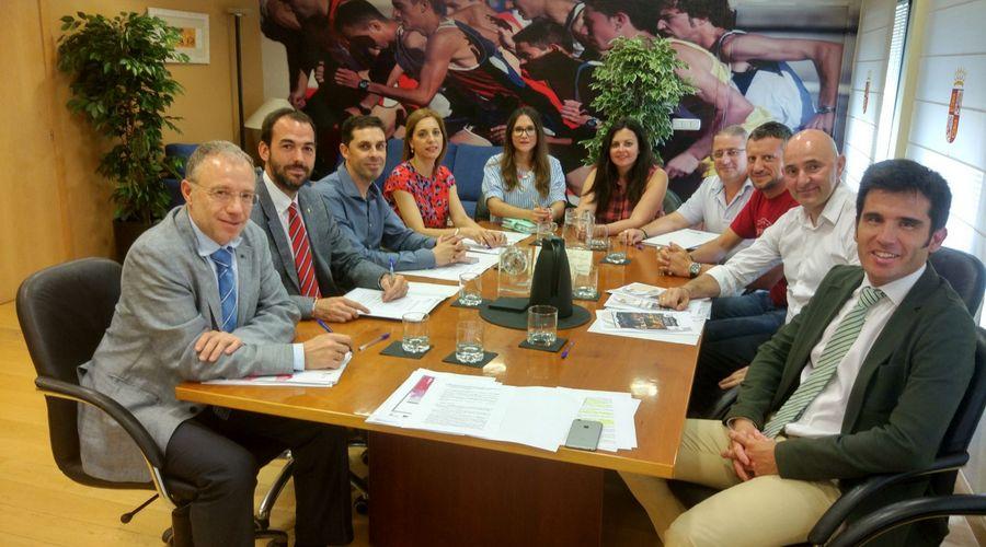 Nueva reunión de la Mesa por el Deporte y la Discapacidad para favorecer el deporte inclusivo