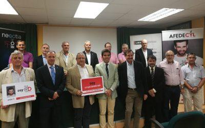 Afedecyl pone en marcha la primera Bolsa de Voluntariado Deportivo de Castilla y León