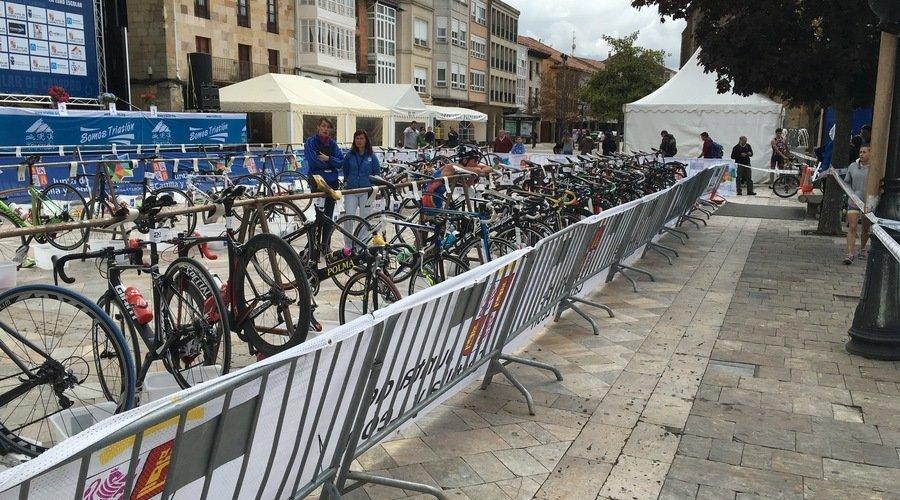 Aguilar de Campoo llena sus alojamientos para los Nacionales de triatlón