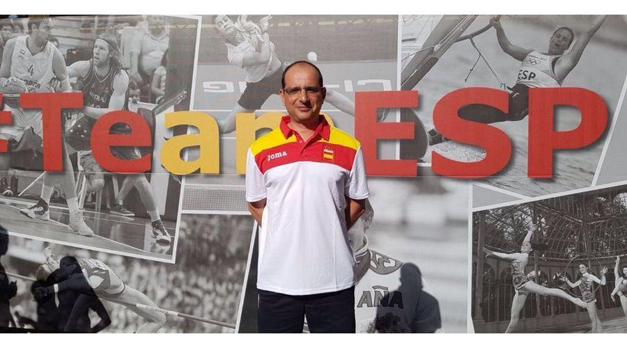 El salmantino Juan José Arregui Pérez participa como árbitro internacional en los World Games