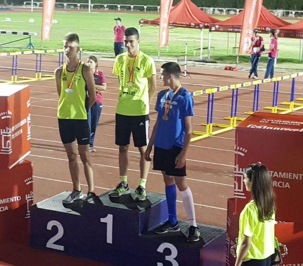 El atletismo de Castilla y León logra 27 medallas en los campeonatos de España cadetes y promesa