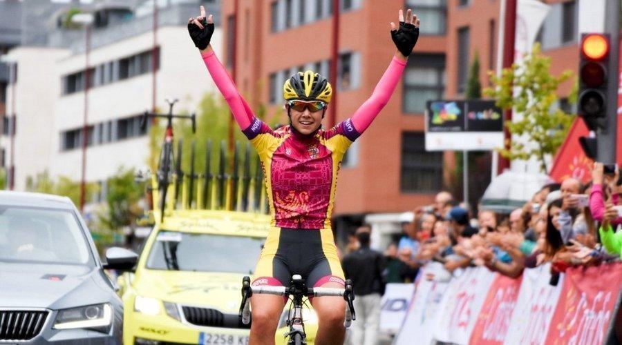 Rotundo éxito de Castilla y León en el Nacional Junior de ciclismo