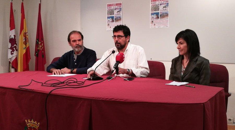Semana de la Montaña en Valladolid con la presencia de Juanito Oiarzabal