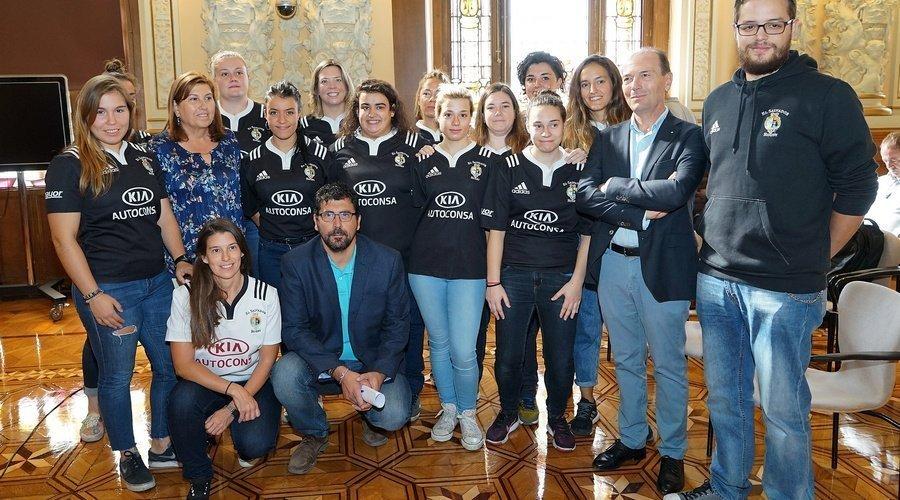El VI Torneo de Rugby Femenino quiere unir al mundo del deporte contra la Violencia de Género