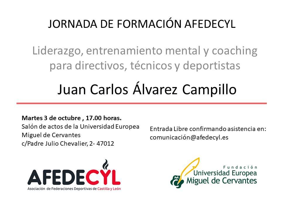 El coach de Carolina Marín y Lopetegui desvelará sus técnicas en una jornada organizada por Afedecyl