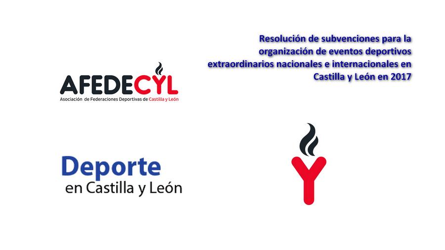 La Junta concede ayudas para la realización de eventos deportivos extraordinarios por un importe de 340.000€