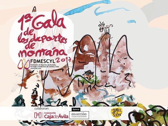 La Federación de Montaña entregará por primera vez los premios FDMESCYL en una Gala que tendrá lugar en Ávila