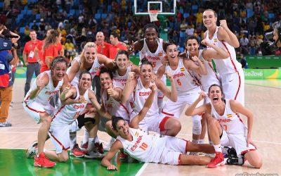 Se necesitan voluntarios para los partidos de la selección española de Baloncesto