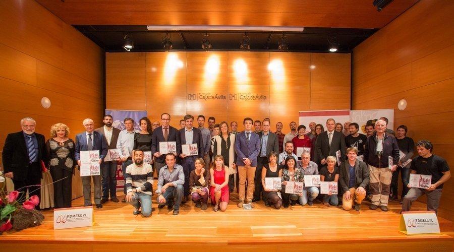 La Federación de Montaña celebra, con gran éxito y numeroso público, su I Gala anual en Ávila