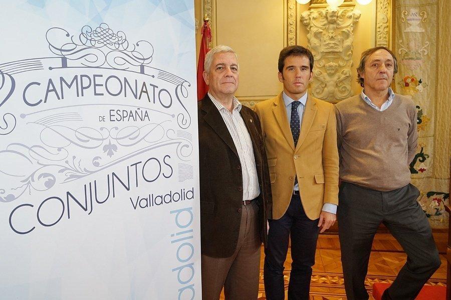 Más de mil gimnastas participarán en Valladolid en el campeonato de España de Conjuntos