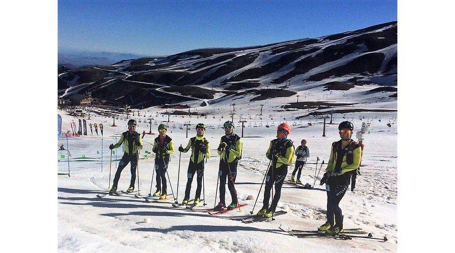 La selección de esquí de montaña inicia su preparación para la temporada 2018
