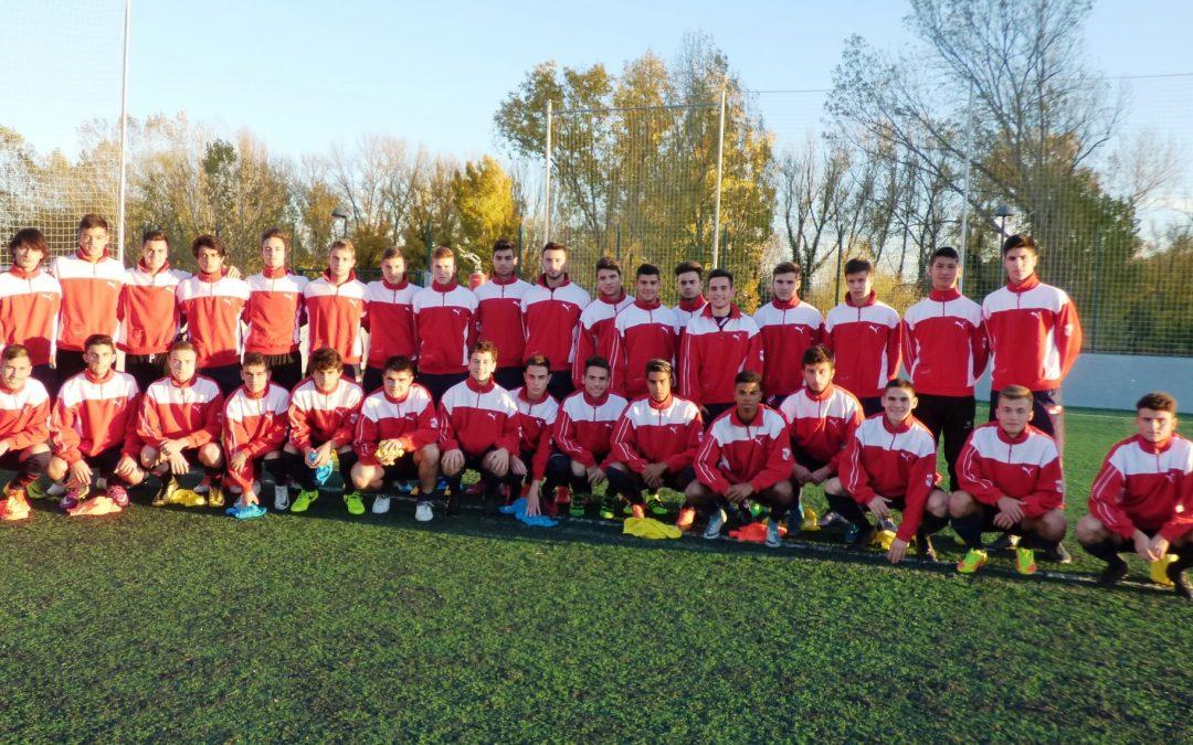 Las selecciones de fútbol de Castilla y León inician su preparación para el Campeonato de España