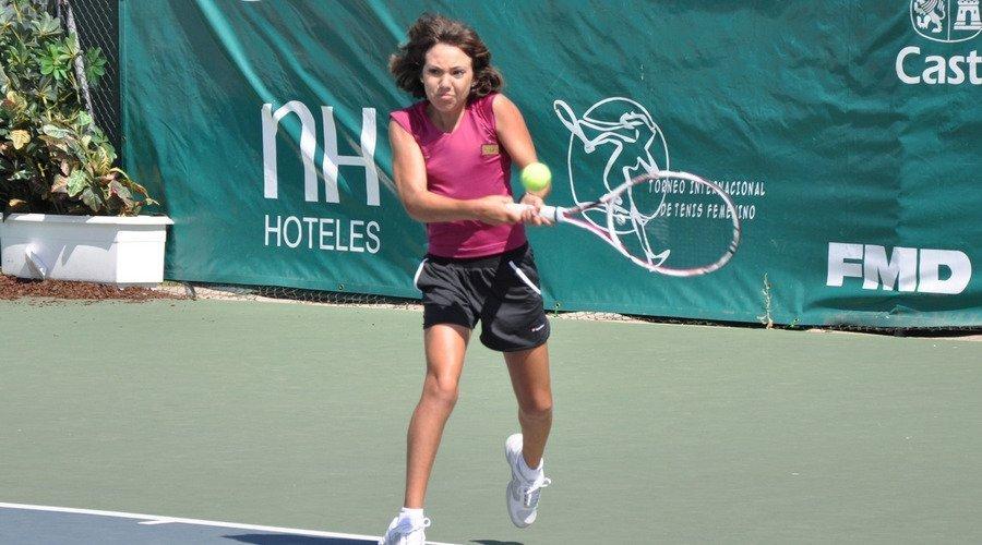Máster Nacional Femenino del III Circuito Internacional y Nacional de Tenis de Castilla y León