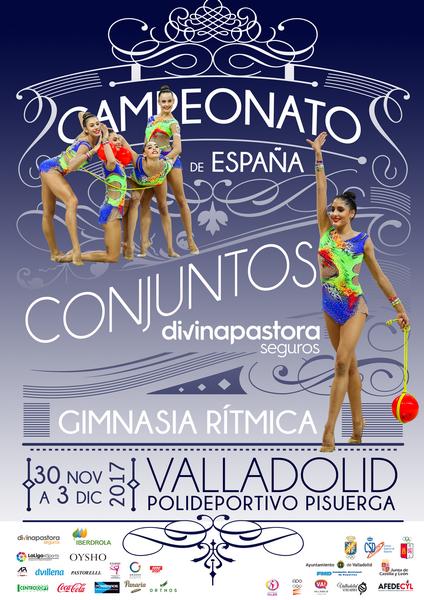Campeonato de España de Conjuntos. Rítmica